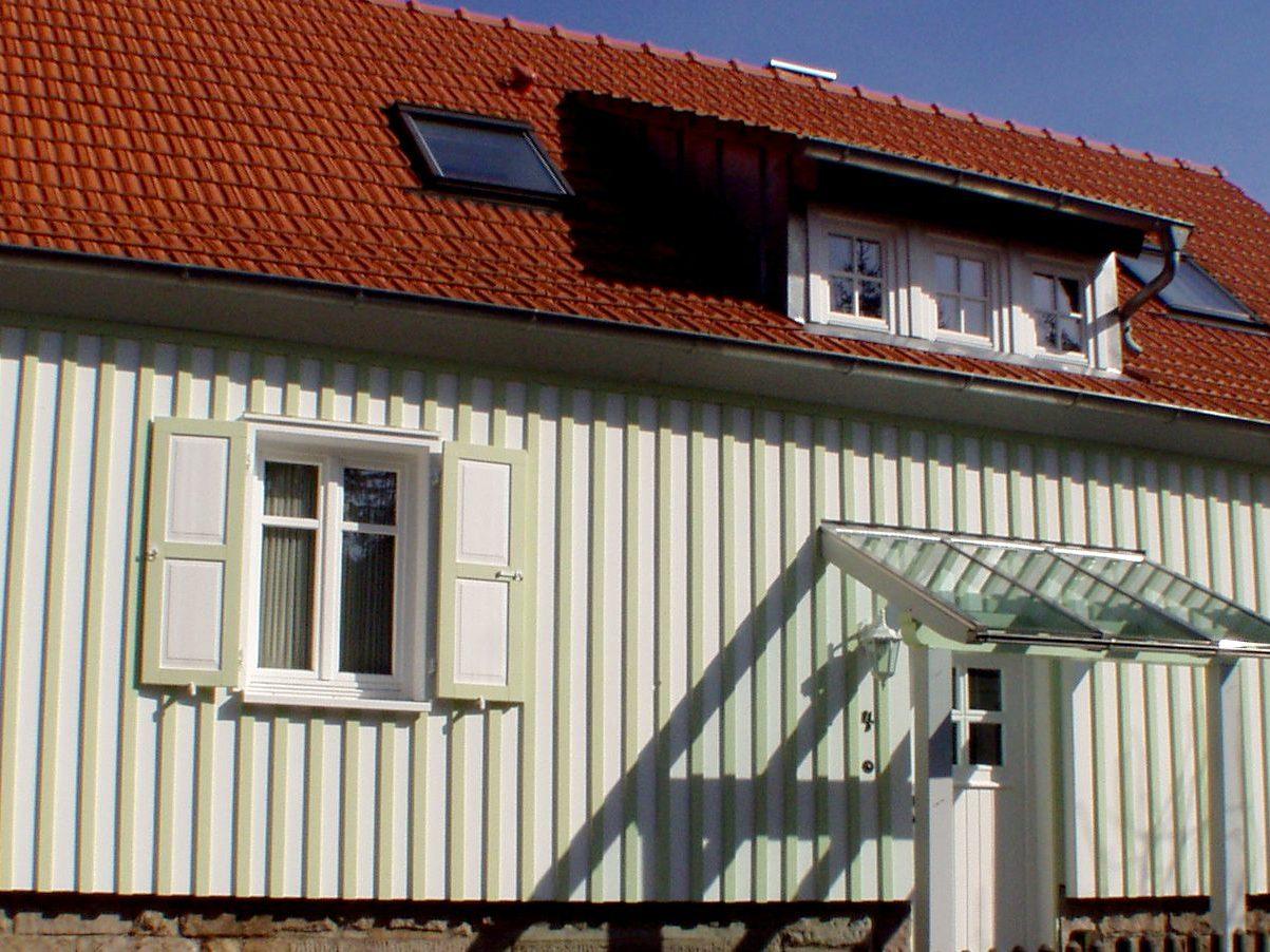 Brettverschalung Heil Fassadenbau