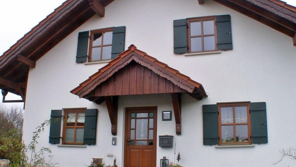 Rhöner Klappläden für Fenster