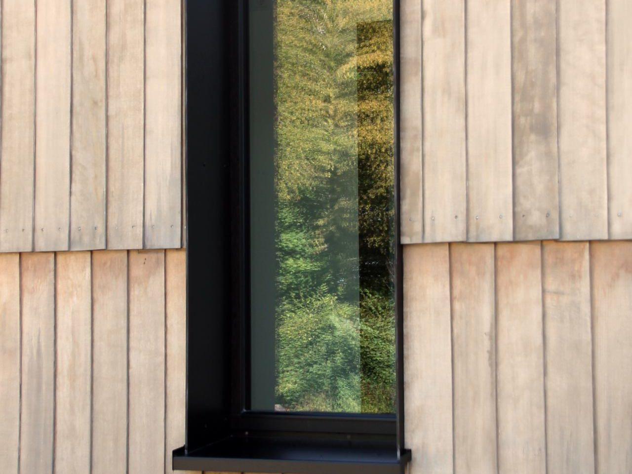 Wettbrett Fensterausschnitt