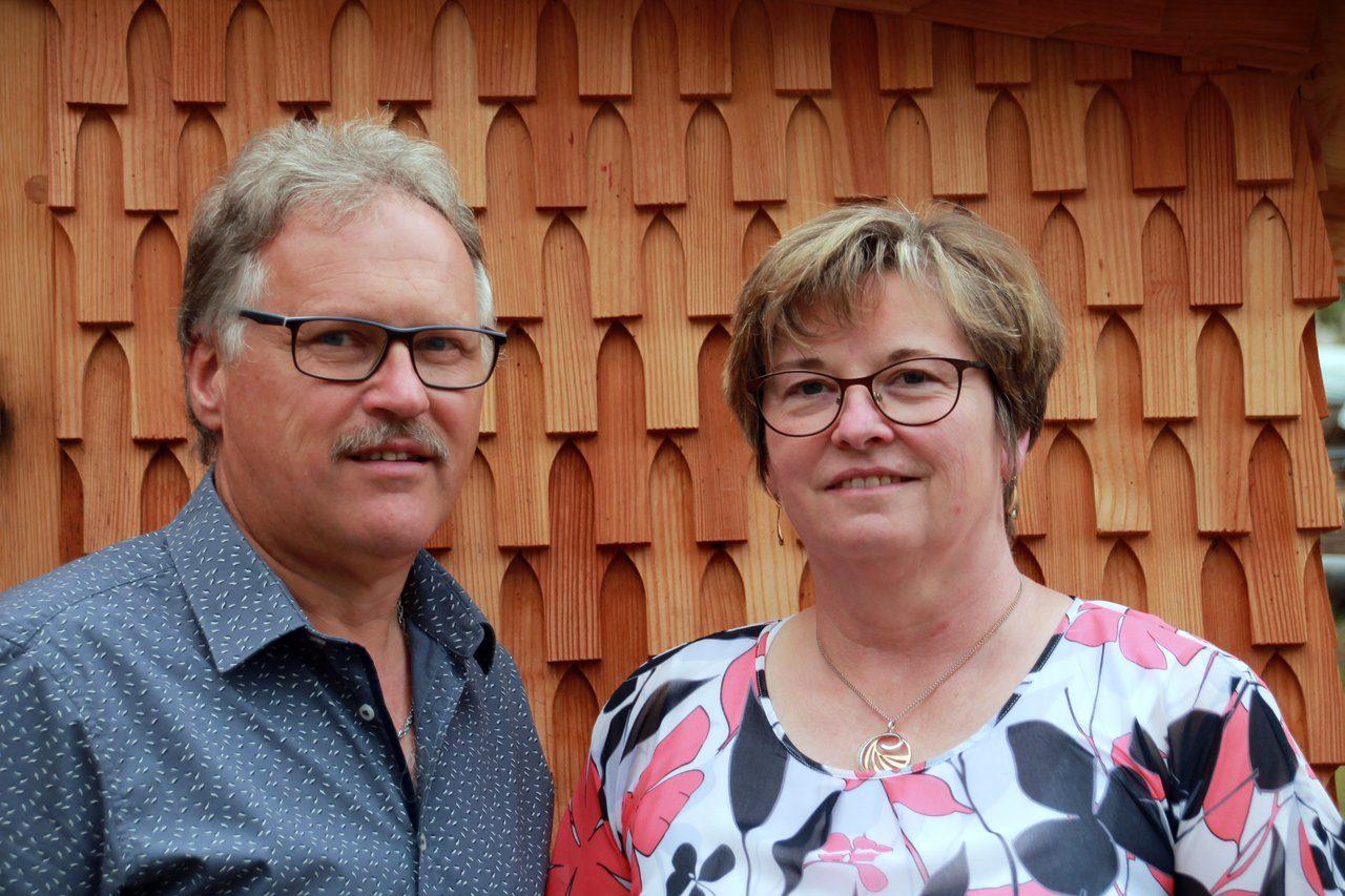 Annette und Dietmar Heil